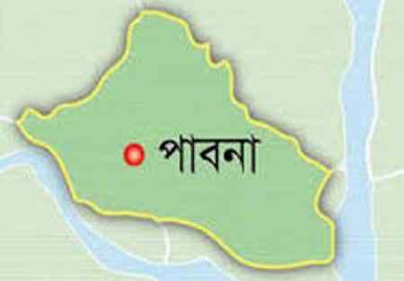 পাবনা জেলা ম্যাপ