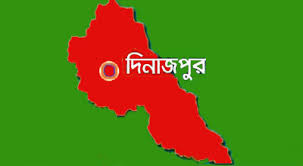 দিনাজপুর জেলা ম্যাপ