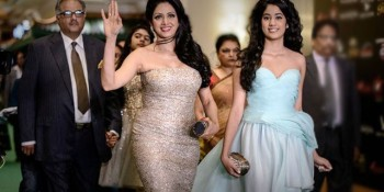 Sridevi-Spotted-with-her-Family-at-14th-IIFA-Awards_0
