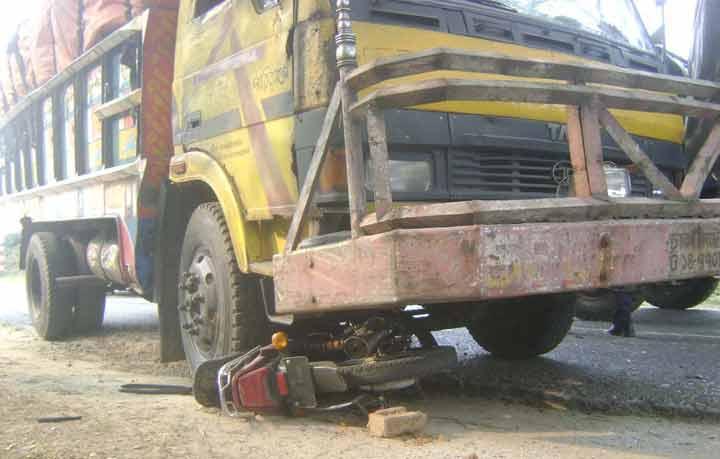 Phulbari BGB Accident-28.11.2014