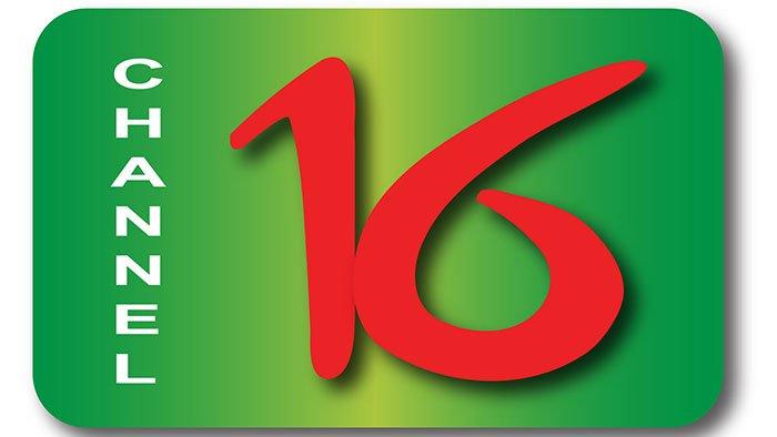চ্যানেল সিক্সটিন এর পূর্ববতি লোগো যা এখন K লোগো ব্যবহার করে সম্প্রচার চালাচ্ছে।