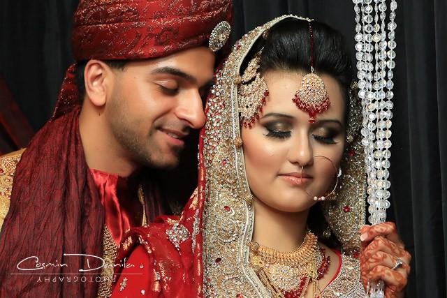 Raibail & Nauman Pakistani Muslim Wedding Photography Mirage Banquet Hall Edmonton 22