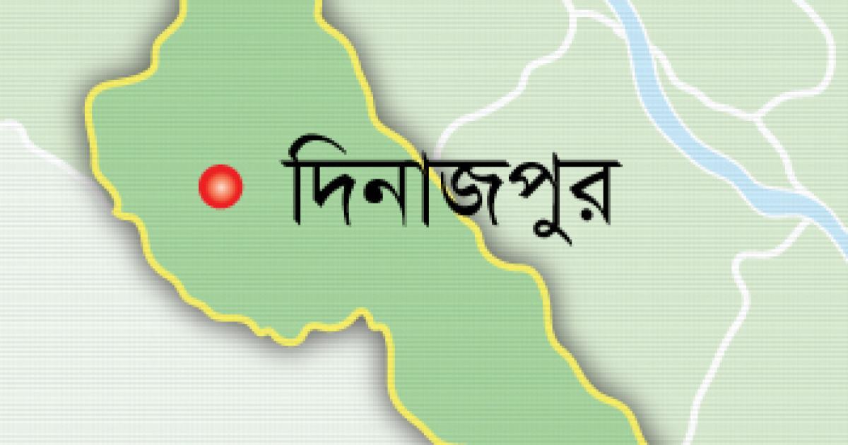 dinajpur map