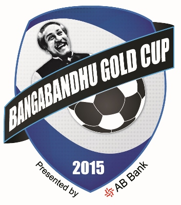 logo of bangabandhu gold cup international football tournament 2015 353x400