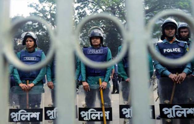bangladesh-police