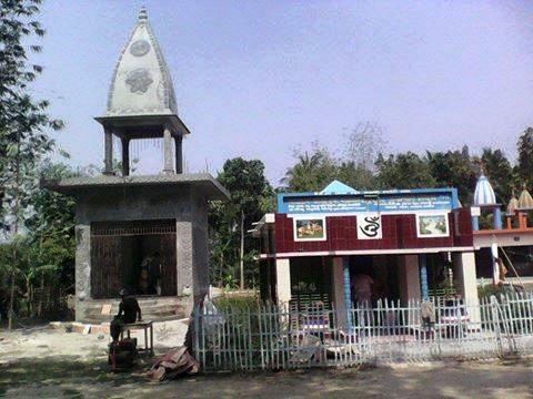 আশ্রম প্রাঙ্গনের ফাইল ফটো