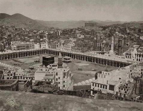 An-Old-Picture-of-Kaaba