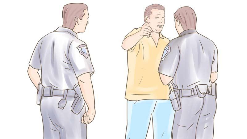 Arrest-Step