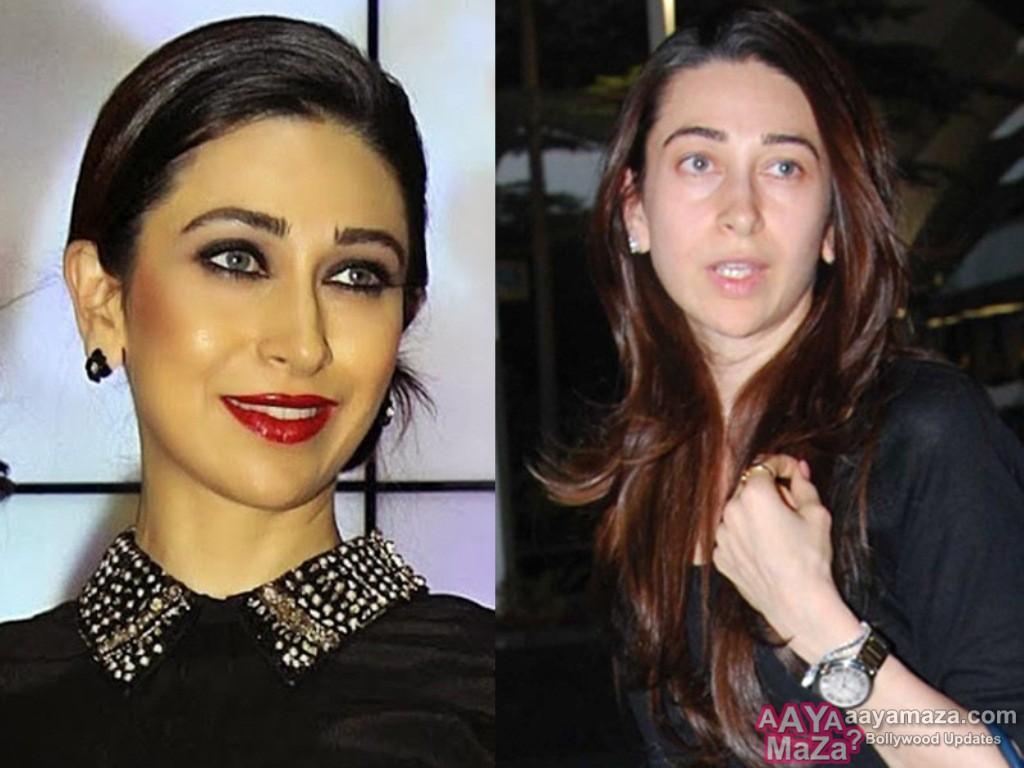 Karishma-Kapoor-with-without-makeup