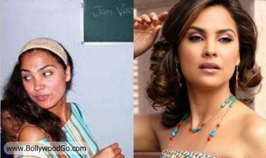 Lara-Dutta-Without-Makeup-BollywoodGo