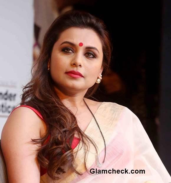 Rani-Mukherjee-2015-Bengali-Look