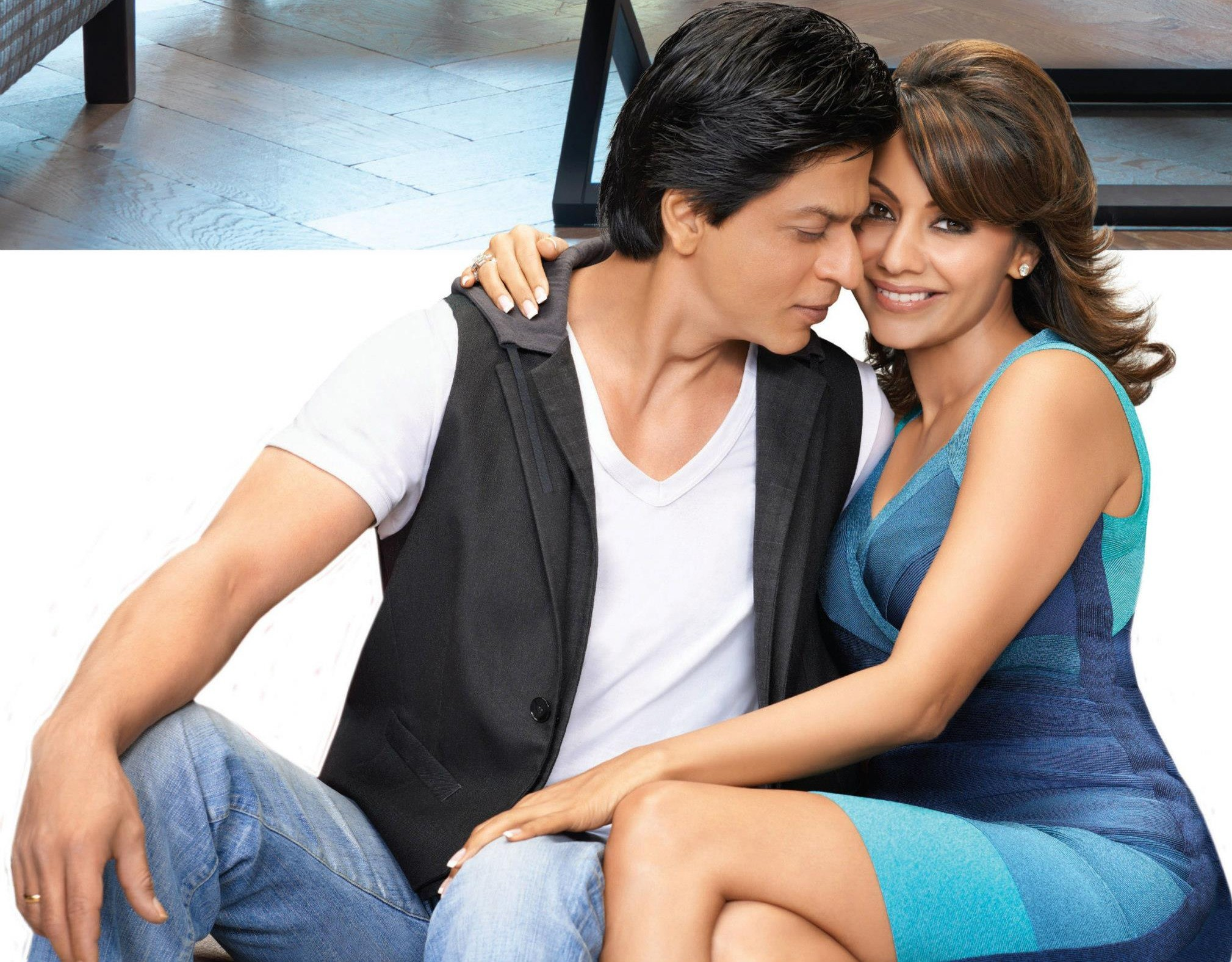 SRK-Gauri-1