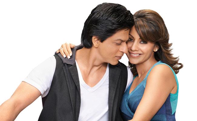Shahrukh-Khan-Gauri-Khan