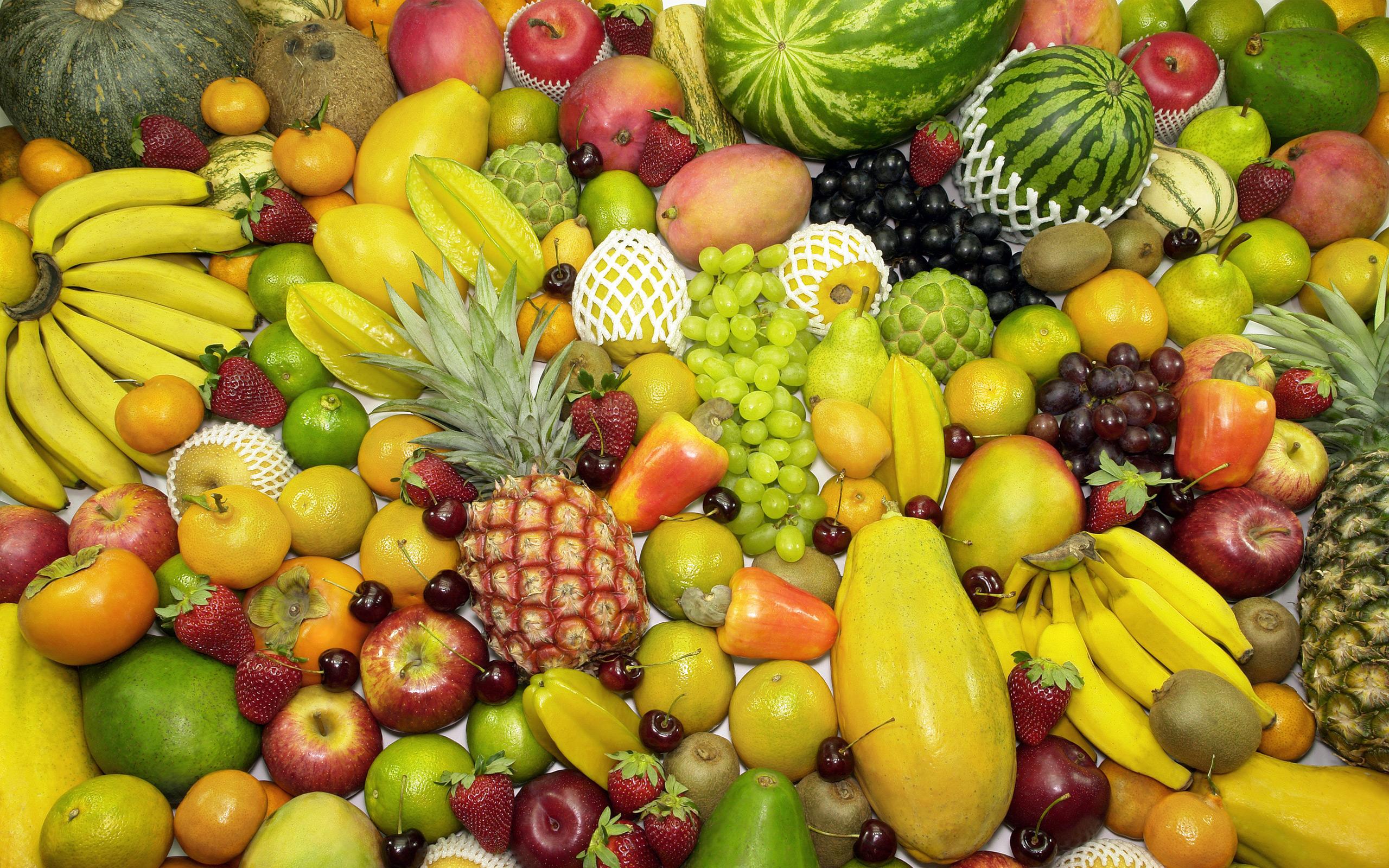 Various-Fruits-Healthy-Wallpaper