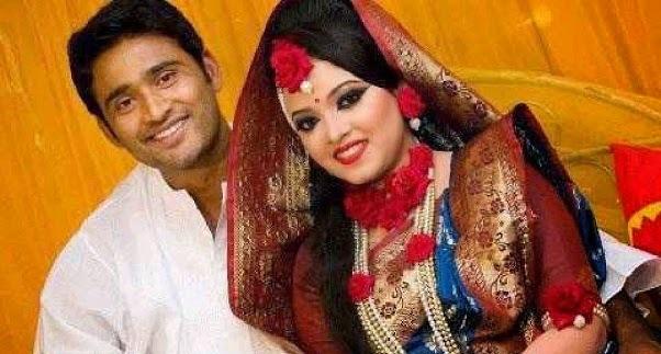 shahadat-Wife