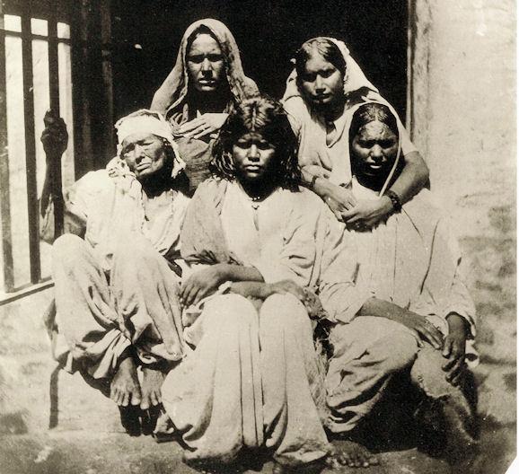 কারাগারে-বন্দি-হিন্দু-নারী-১৮৫৬-