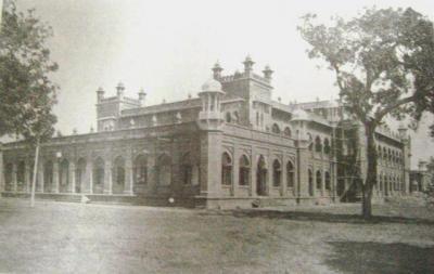 কার্জন-হল-১৯০৮।