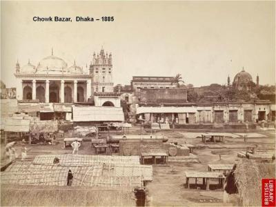 চকবাজার-১৮৮৫।