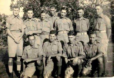 ঢাকায়-ব্রিটিশ-সৈন্য-১৯৩৩