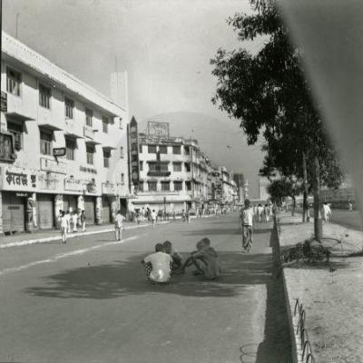 বঙ্গবন্ধু-এভিনিউ-তৎকালীন-জিন্নাহ-এভিনিউ-১৯৬৯