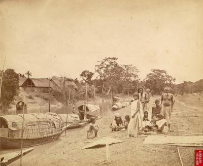 বাংলাদেশের-একটি-গ্রাম-১৮৬০