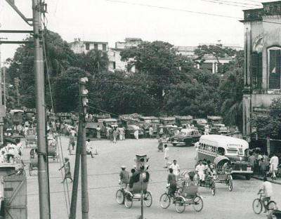 লক্ষ্মীবাজার-মোড়-ঢাকা-১৯৬৫।