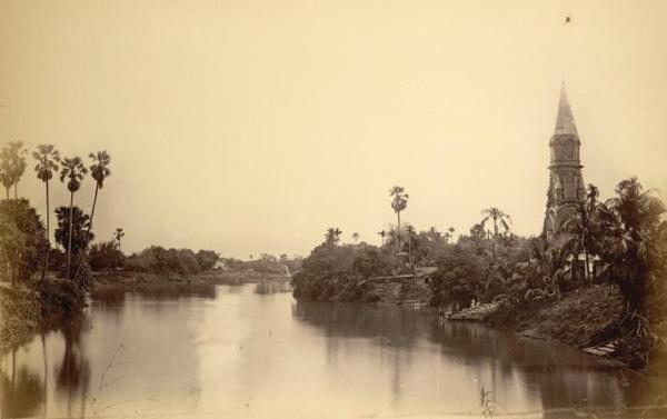 ১৮৭০-সাল-বুড়ীগঙ্গার-তীরে-মন্দির
