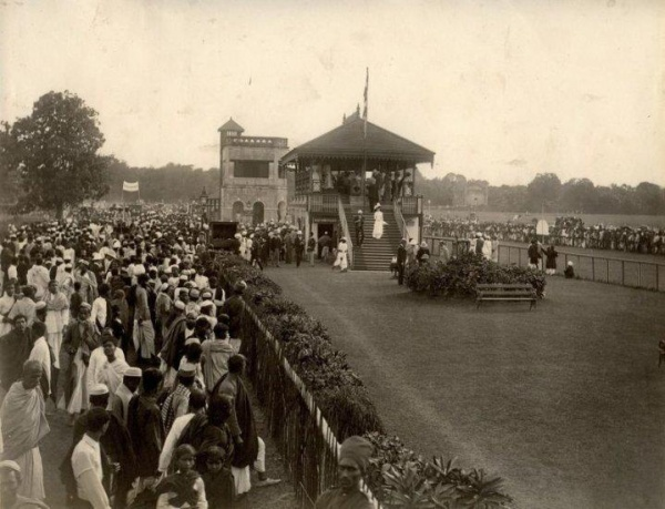 ১৮৯০-সাল-রেসকোর্স-ময়দান