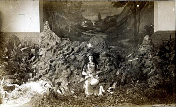 1921-Saraswati-Puja-in-the-Dhaka-College-Hostel