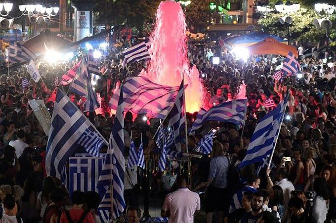 Greeks-choice