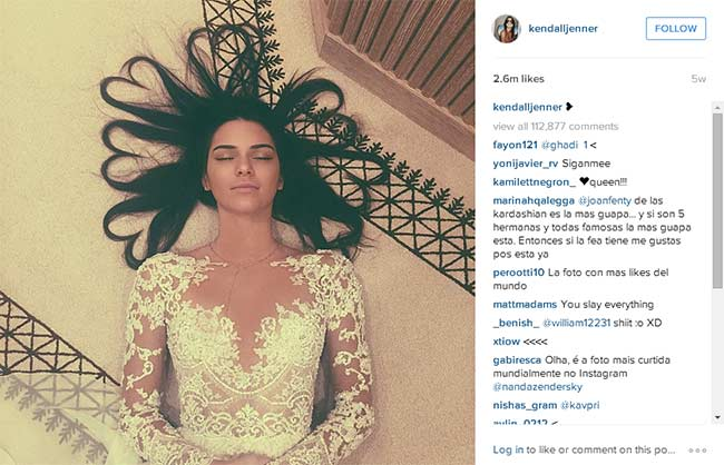 Kendall-Jenner-Best-Liked-Photo-2