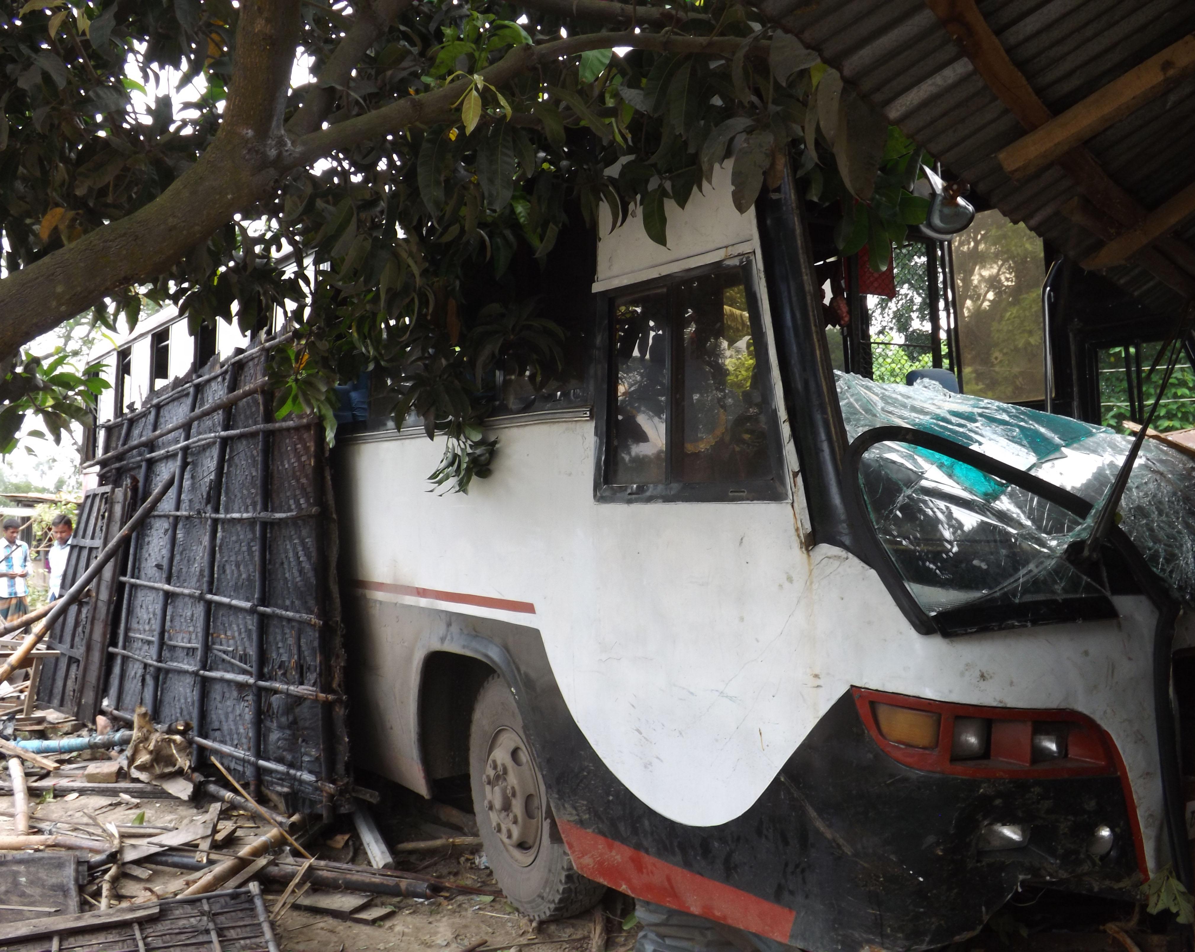 Thak accident pic