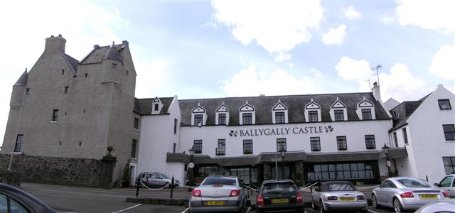 ballygally-castle