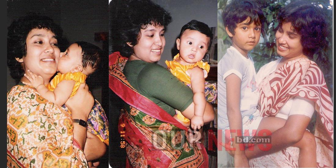 taslima child