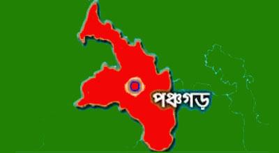 পঞ্চগড়-pancagrah map