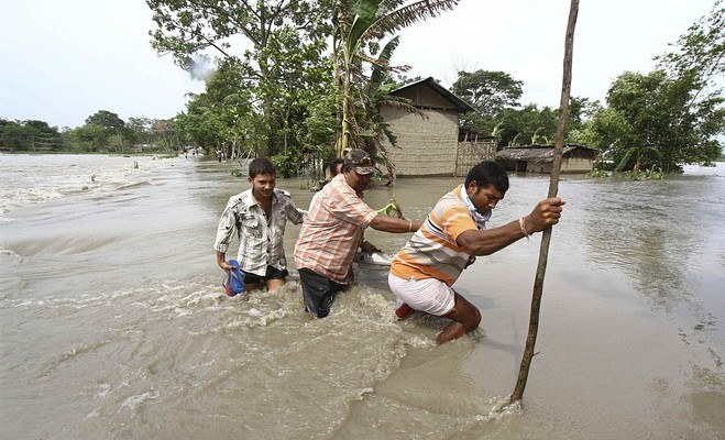 Assam-Flood