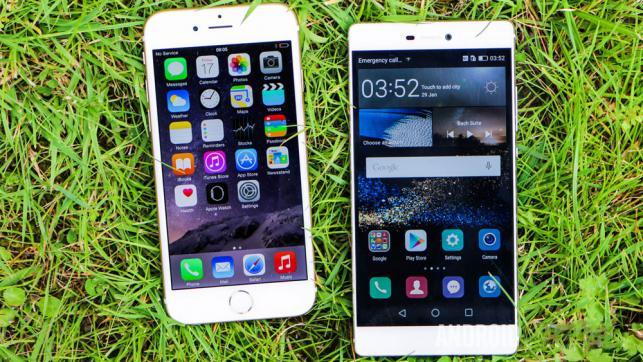 ea179d6562d0e519740bf86498e7e939-Huawei-P8-vs-Apple-iPhone-6-1