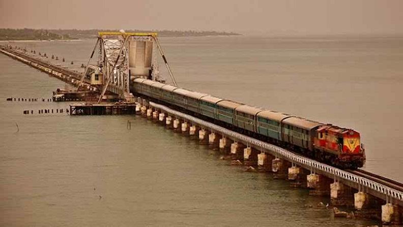 চেন্নাই-রামেস্বারাম রেলপথ