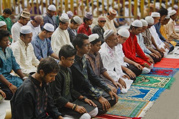 Eid-Namaj