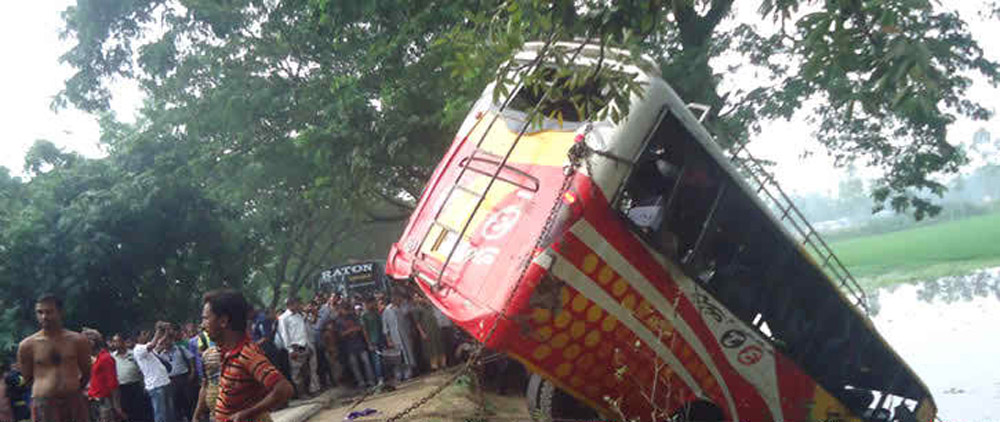 Sirajganj accident