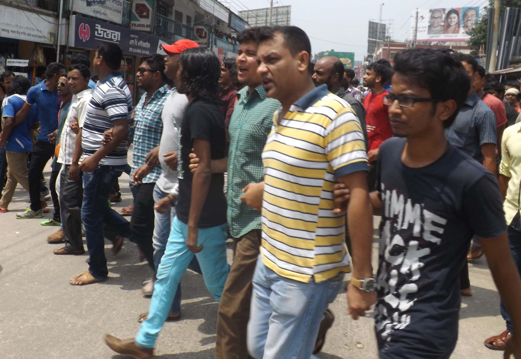 Thakurgaon BNP pic