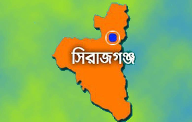 সিরাজগঞ্জ sirajgong map