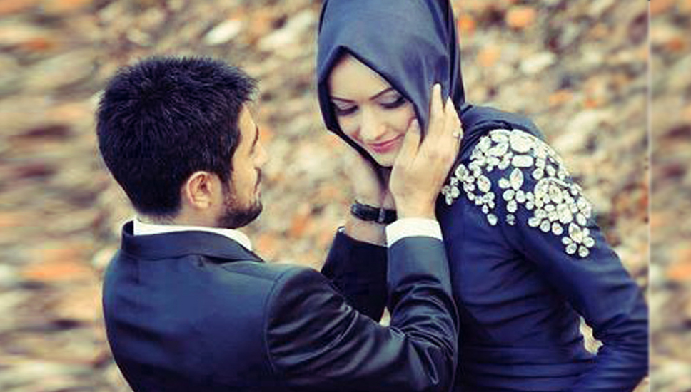 islamic couple