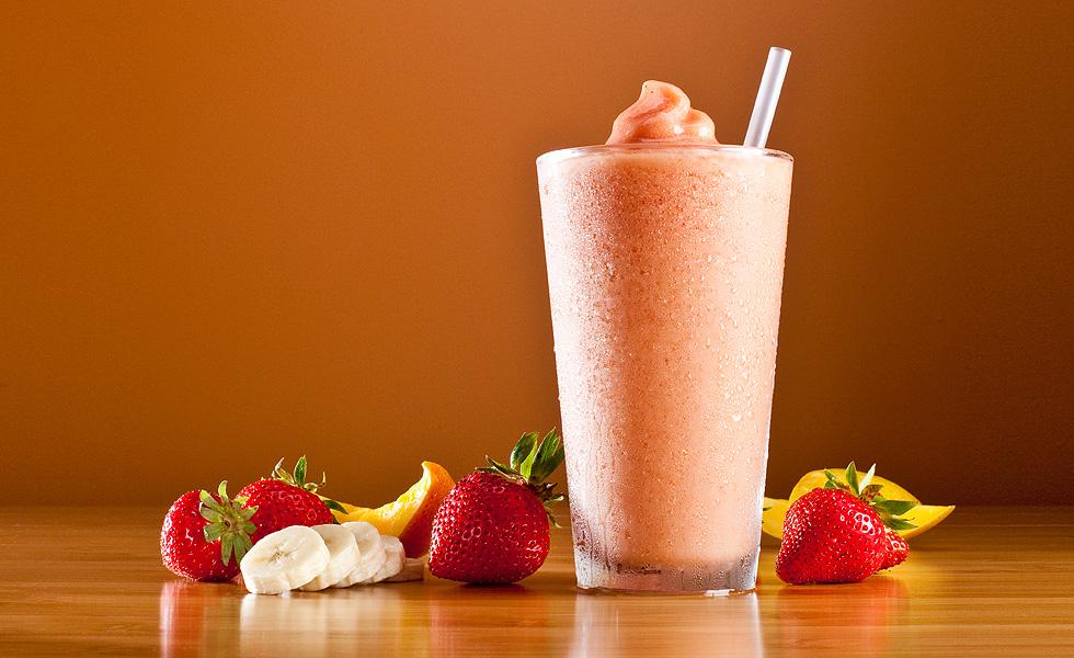 strawberry-banana-smoothie
