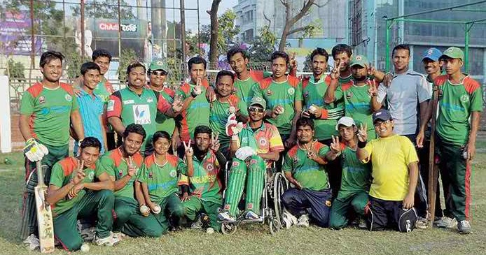 বাংলাদেশ বধির ক্রিকেট দল
