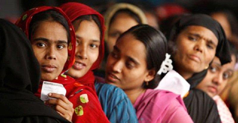 Bangladeshi-Female-Worker