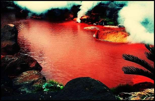 Blood-Pond