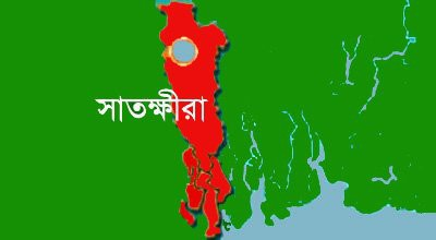 satkhira map