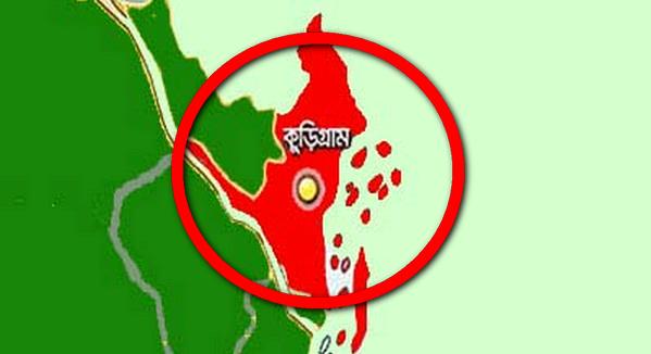 কুড়িগ্রাম kurigram map