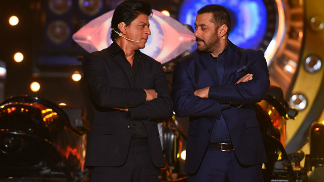 shahrukh khan-and-salman khan